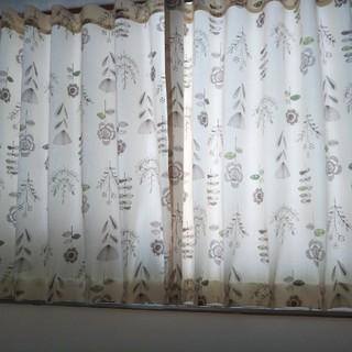 ニトリ - カーテン ニトリ 窓用