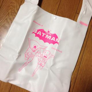 ジュエティ(jouetie)のジュエティ✖︎バットマン bag(ハンドバッグ)