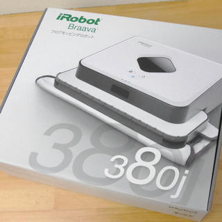 アイロボット(iRobot)の特価 新品未開封未使用品 ブラーバ380J iRonot(掃除機)