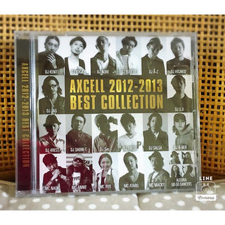 CLUB CD★AXELL 2012-2013 BEST COLLECTION(クラブ/ダンス)
