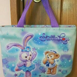 Disney - ハンドメイド♥ダッフィー&ステラルーミニトート