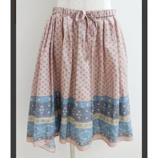 アデュートリステス(ADIEU TRISTESSE)の2016年 ADIEU TRISTESSE スカート Mサイズ(ひざ丈スカート)