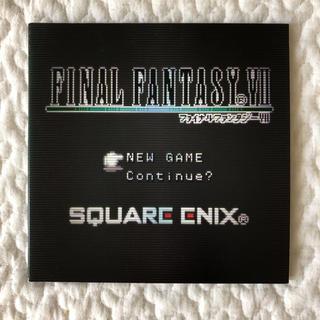 スクウェアエニックス(SQUARE ENIX)のFINAL FANTASY VII CHIPS(ゲーム音楽)