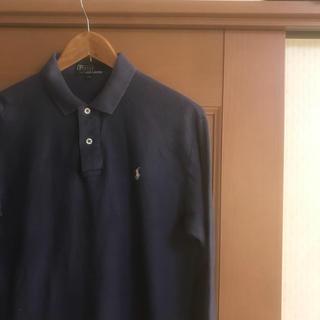 ポロラルフローレン(POLO RALPH LAUREN)のポロラルフローレン  ポロシャツ 古着 レディース 大きめ オーバーサイズ(ポロシャツ)