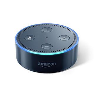 エコー(ECHO)のAmazon Echo Dot ブラック(スピーカー)