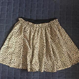 ローリーズファーム(LOWRYS FARM)のローリーズファーム ペチパンツ付きミニスカート(ミニスカート)