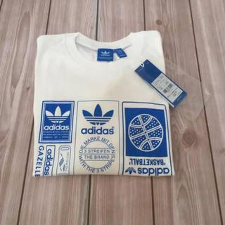 アディダス(adidas)の新品★adidas originals●メンズT(Tシャツ/カットソー(半袖/袖なし))