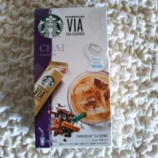 スターバックスコーヒー(Starbucks Coffee)のTEA ESSENCE(その他)