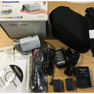 パナソニック(Panasonic)のビデオカメラ Panasonic HDC-TM35(ビデオカメラ)