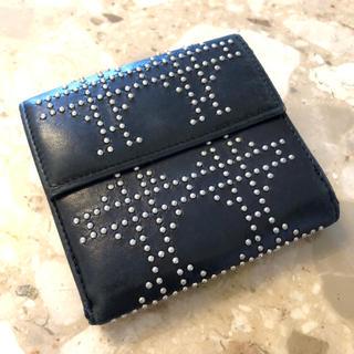 Christian Dior - 正規品 ディオール 黒財布✨