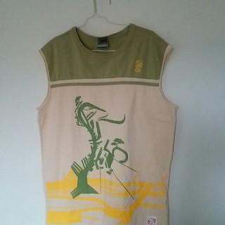 フィフティーファイブディーエスエル(55DSL)の55DSLタンクトップ(Tシャツ/カットソー(半袖/袖なし))