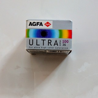 ニコン(Nikon)のAGFA ULTRA color 100 36枚 (フィルムカメラ)