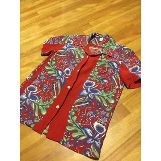 アップタイト(uptight)のuptight♪レディースアロハシャツ(シャツ/ブラウス(半袖/袖なし))