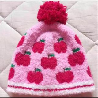 キッズフォーレ(KIDS FORET)のキッズ帽子(帽子)