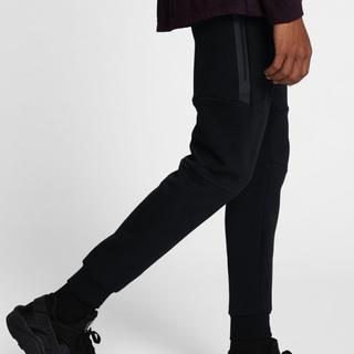 NIKE テックフリース パンツ 黒 S