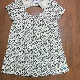 スライ(SLY)のSLYレオパード柄ロングTシャツ(Tシャツ(半袖/袖なし))