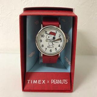 タイメックス(TIMEX)のタイメックス ピーナッツ スヌーピー 腕時計 TIMEX 180423(腕時計(アナログ))