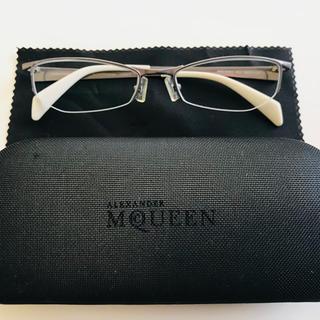 アレキサンダーマックイーン(Alexander McQueen)のALEXANDER MQUEEN  メガネ     アレキサンダーマックイーン(サングラス/メガネ)