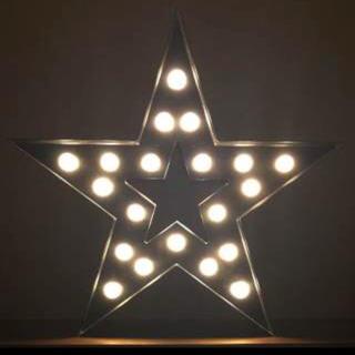 フランフラン(Francfranc)のFrancfranc 星ライト(その他)
