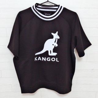 カンゴール(KANGOL)の新品 L スウェット KANGOL レディース カンゴール  ビックTシャツ(Tシャツ(半袖/袖なし))