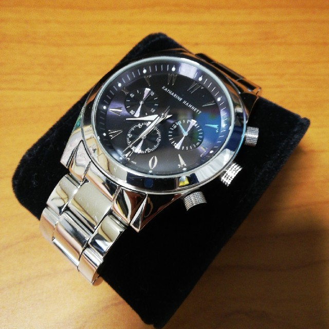 purchase cheap 8e9d3 a871b ショウタ3467様専用 キャサリンハムネット ワイアード 腕時計 2個セット | フリマアプリ ラクマ