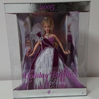 バービー(Barbie)の【価格変更】バービー 2005ホリデーバービー ボブ・マッキー(ぬいぐるみ/人形)