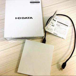 アイオーデータ(IODATA)の I-O DATA  USB3.0/ 薄型モデル EX-BD03W(ポータブルプレーヤー)