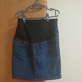MUJI (無印良品) - 未使用!マタニティスカート