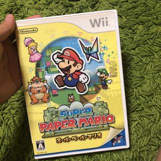 Wii - スーパーペーパーマリオ