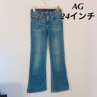 エージー(AG)の《美品》 AG デニム 24インチ(デニム/ジーンズ)