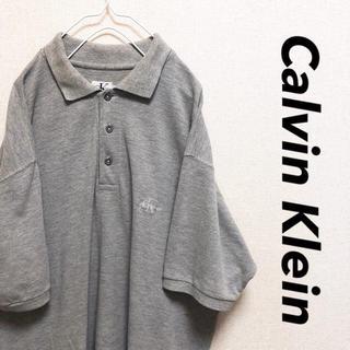 シーケーカルバンクライン(ck Calvin Klein)のカルバンクライン 半袖ポロシャツ(ポロシャツ)