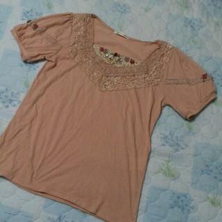 アクシーズファム(axes femme)のaxes トップス(Tシャツ(半袖/袖なし))