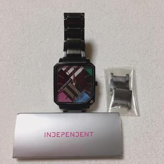 インディペンデント(INDEPENDENT)のシチズン INDEPENDENT 腕時計(腕時計)