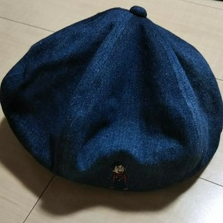 Round House ベレー帽(ハンチング/ベレー帽)