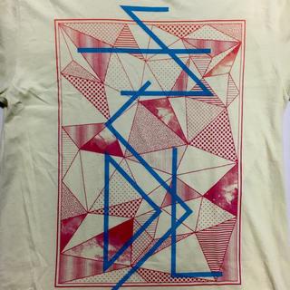 フィフティーファイブディーエスエル(55DSL)の55DSL フィフティーファイブディーエスエル Tシャツ イエロー Sサイズ(Tシャツ/カットソー(半袖/袖なし))