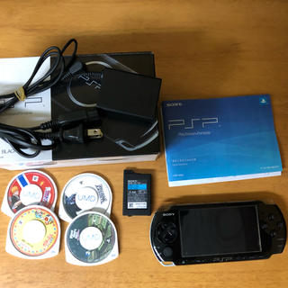 PlayStation Portable - PSP-3000 ピアノブラック