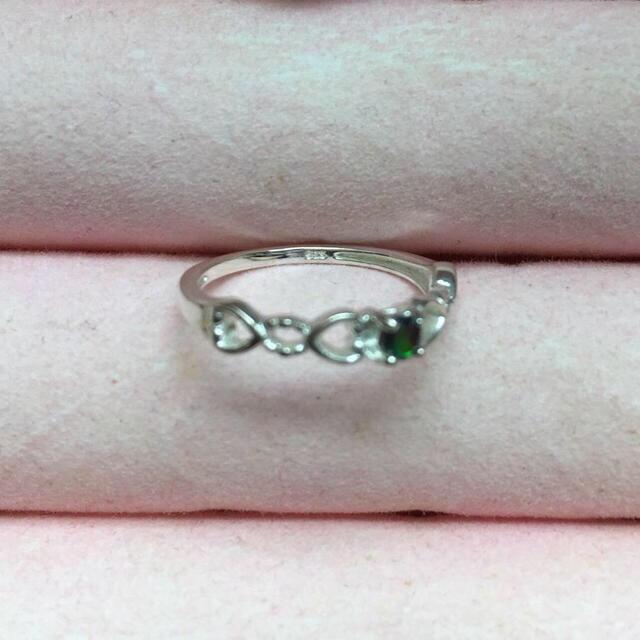 【新品】オパールリング#6号 レディースのアクセサリー(リング(指輪))の商品写真