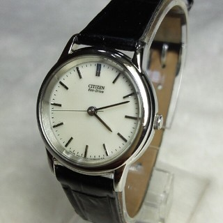 CITIZEN - シチズン腕時計 レディースソーラー エコドライブ