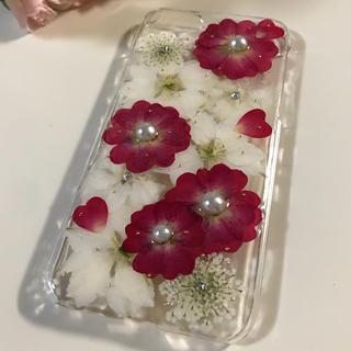 押し花♡iPhoneケース(スマホケース)