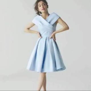 アンドクチュール(And Couture)のアンドクチュール パーティードレス(ミディアムドレス)