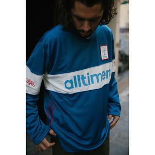アディダス(adidas)のAlltimers adidas jersey 新品未使用(Tシャツ/カットソー(七分/長袖))