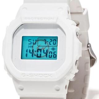 フラグメント(FRAGMENT)の新品 ホワイトアウト(腕時計(デジタル))