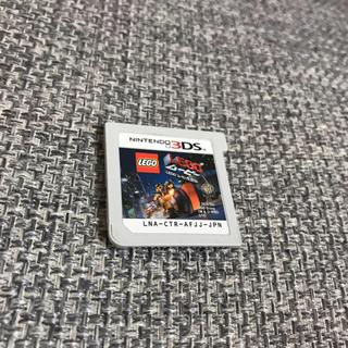 ニンテンドー3DS(ニンテンドー3DS)の3ds レゴムービー(家庭用ゲームソフト)