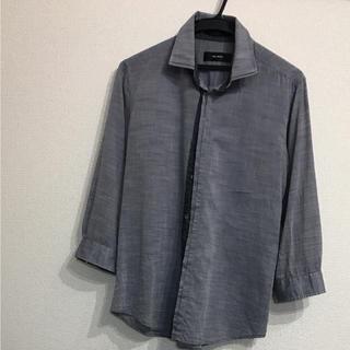 ザトゥエルヴ(THE TWELVE)のTHE TWELVEシャツ サイズ48(Tシャツ/カットソー(七分/長袖))