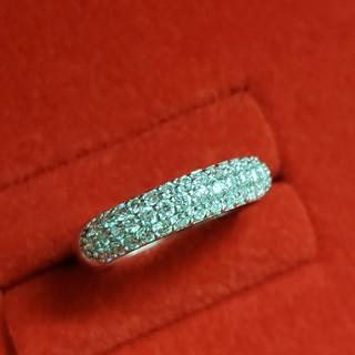 ポンテヴェキオ(PonteVecchio)のポンテヴェキオ PV 18KWG 0.4ct ダイヤモンド(リング(指輪))