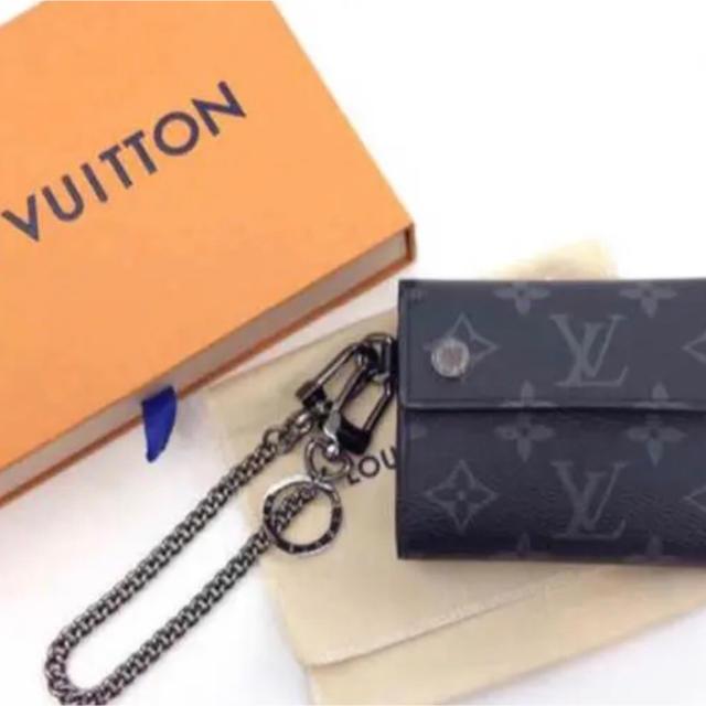online store 0f7ab cd67b ☆LOUIS VUITTON ルイ・ヴィトン チェーンモノグラム M63510 | フリマアプリ ラクマ
