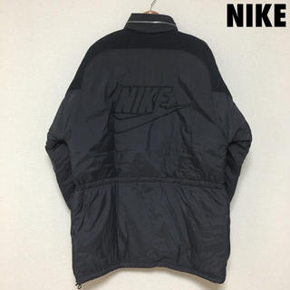 ナイキ(NIKE)の2199 NIKE ナイキ 90s 白タグ 中綿 M-65 ナイロンジャケット(ナイロンジャケット)