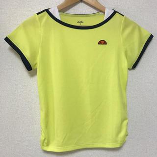 エレッセ(ellesse)の【新品】エレッセ スポーツウェア Tシャツ(ウェア)