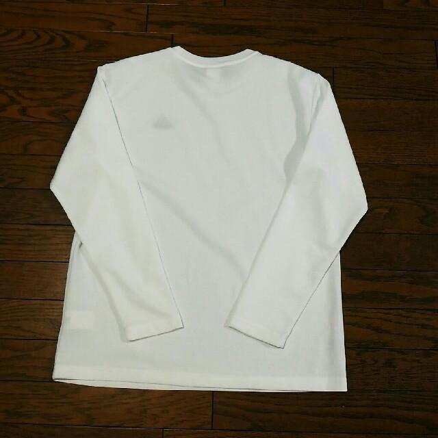 adidas(アディダス)のadidas CLIMALITE クライマライト 長袖Tシャツ メンズのトップス(Tシャツ/カットソー(半袖/袖なし))の商品写真