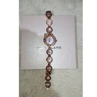 アンクラーク(ANNE CLARK)のANNE CLARK腕時計(腕時計)